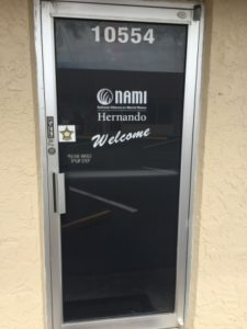 NAMI is an organization here to help our community. Please check them out and support their cause. You can like them on Facebook at ... & NAMI Hernando - Signs by Connie